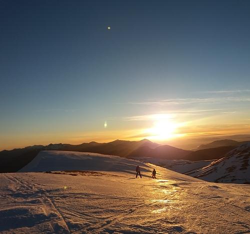 Karpenisi Ski Resort by: KOSTAS NIKOPOULOS