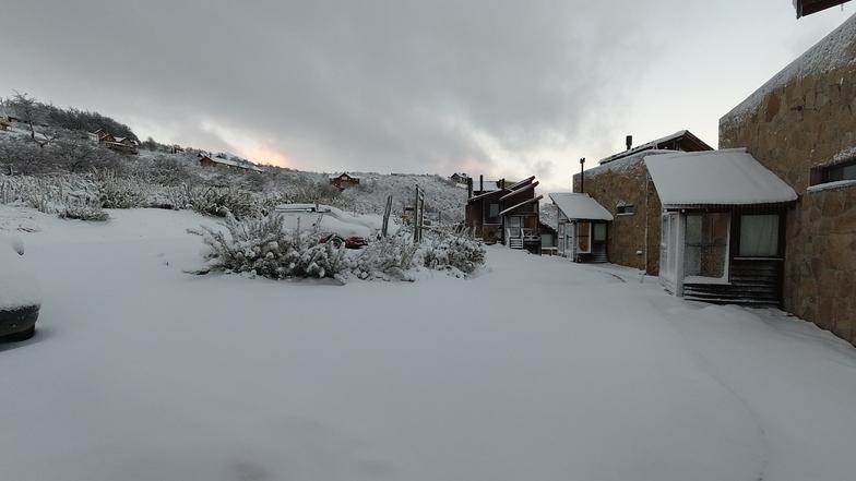Cabañas Casa de Piedra, Chapelco