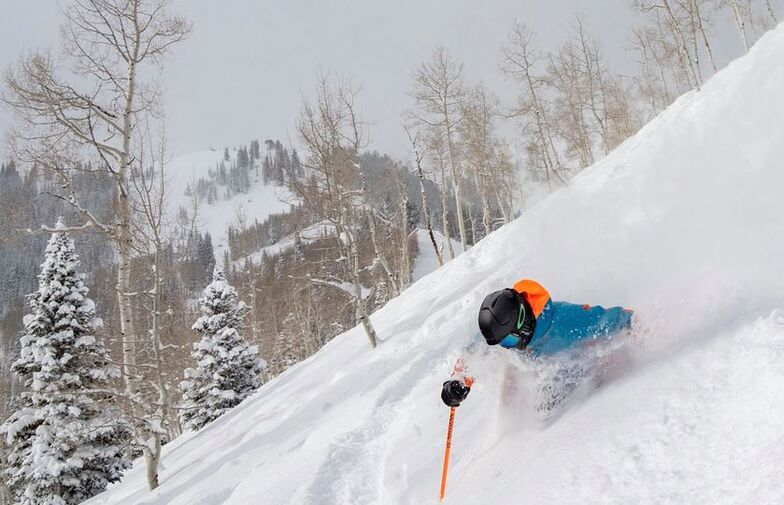 great conditions, Park City