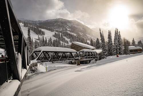 Snowbird Ski Resort by: Snow Forecast Admin