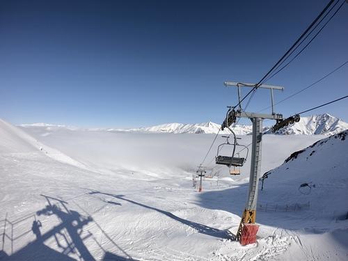 Dizin Ski Resort by: Amir