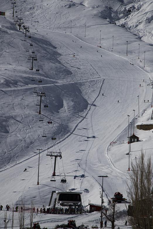 Darbandsar Ski resort