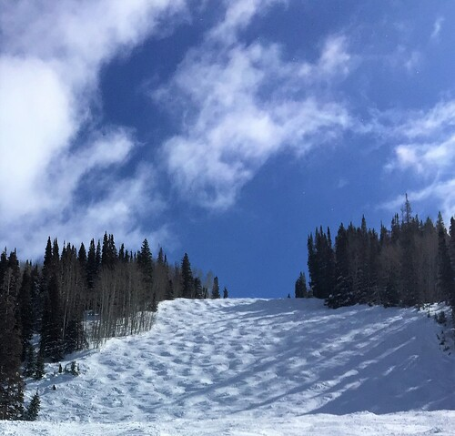 Park City Ski Resort by: Frode Jensen