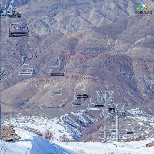 Agbulag Ski Resort  Guide de la station