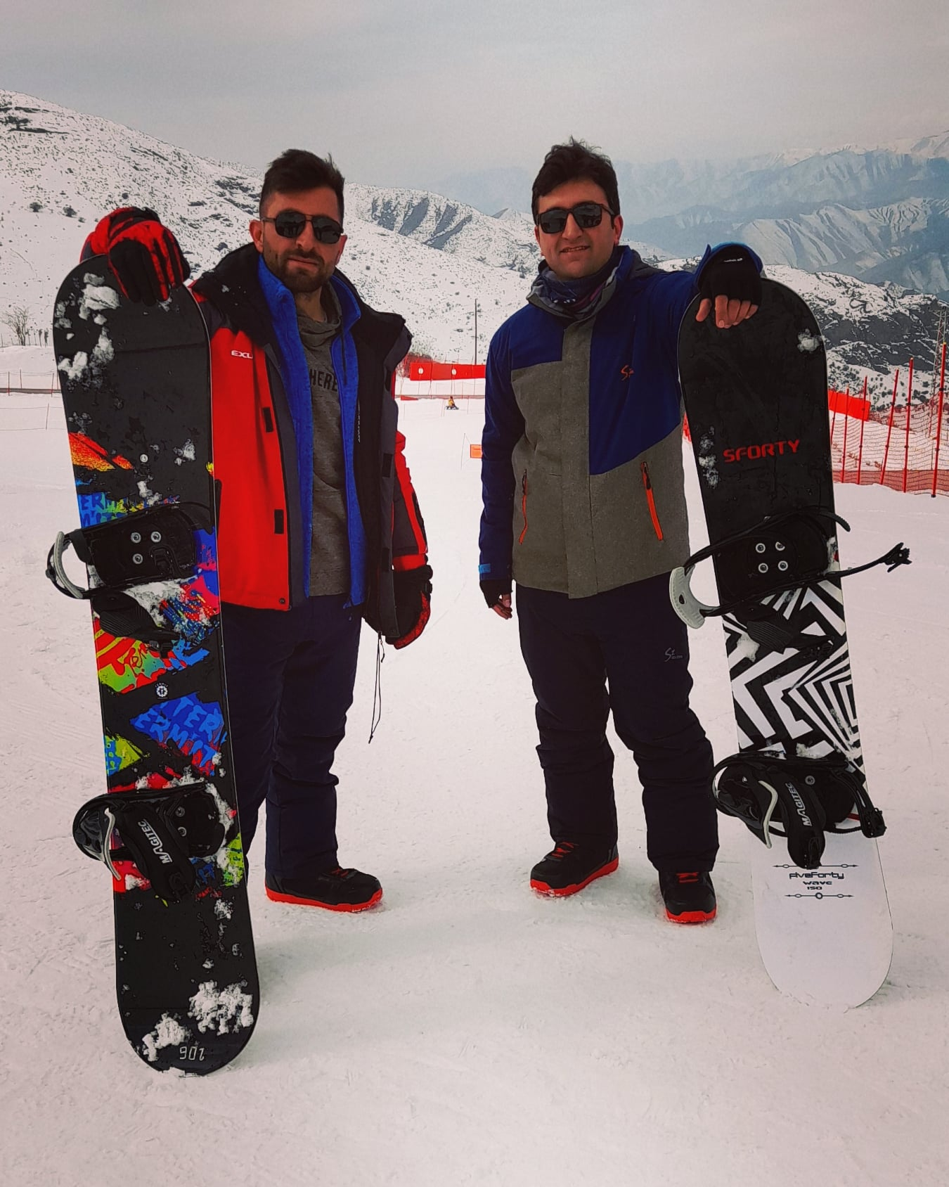 Agbulag Ski Resort