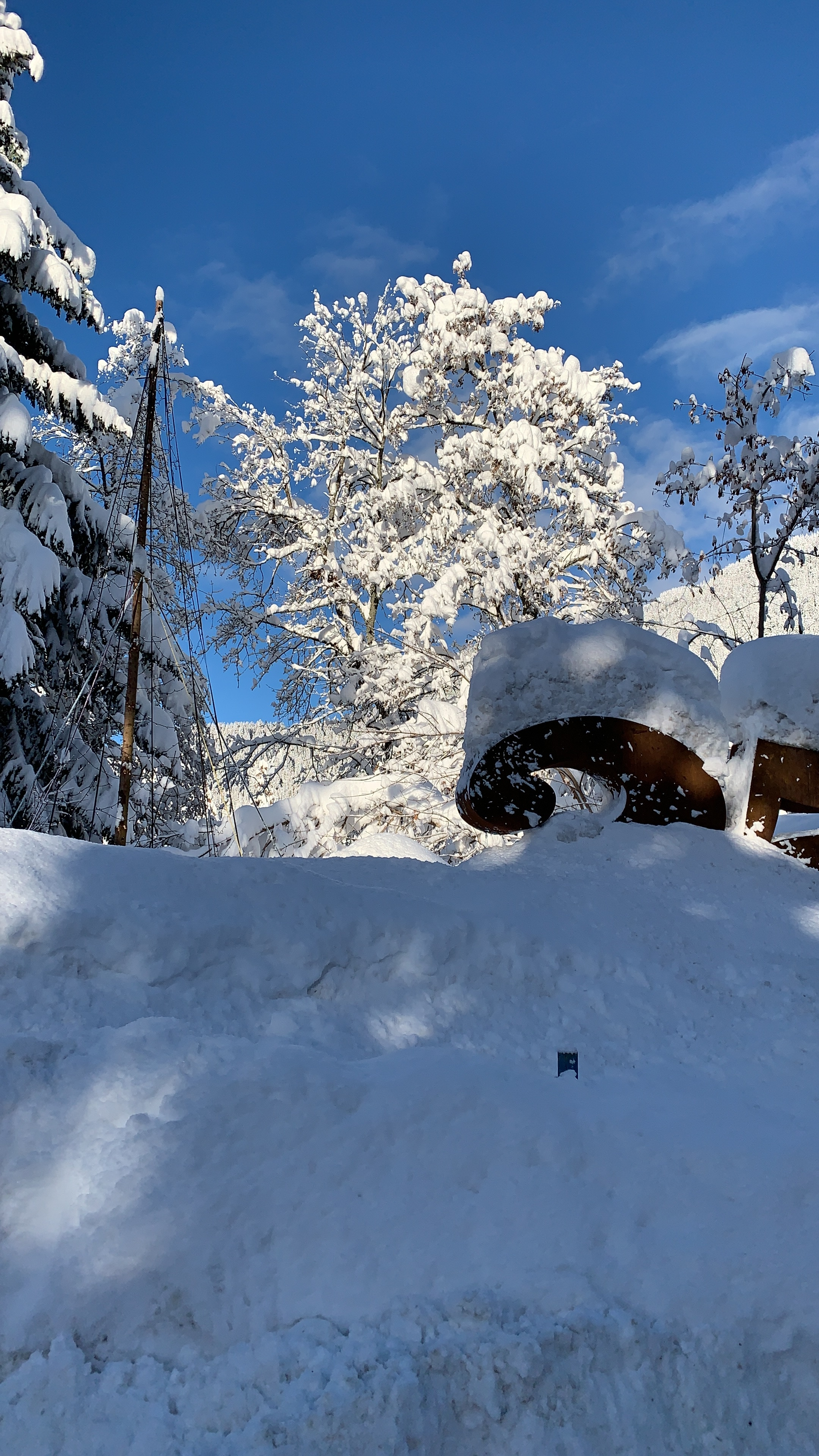 Snow, Villars