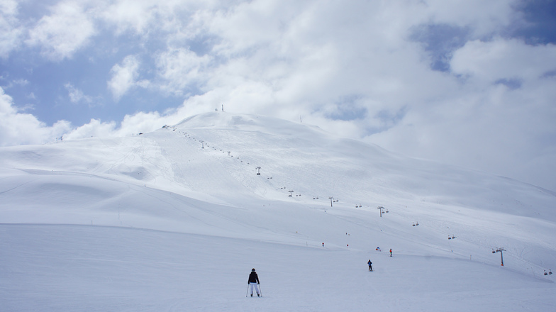 ski area, Livigno