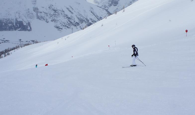 Skiing, Livigno