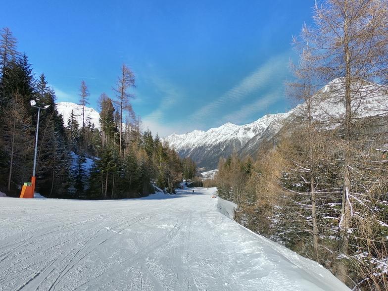 Ski area, Seefeld