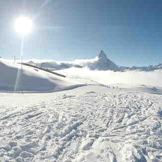 Skiing Area, Zermatt