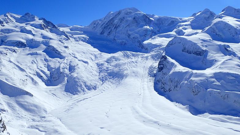 Glacier, Zermatt