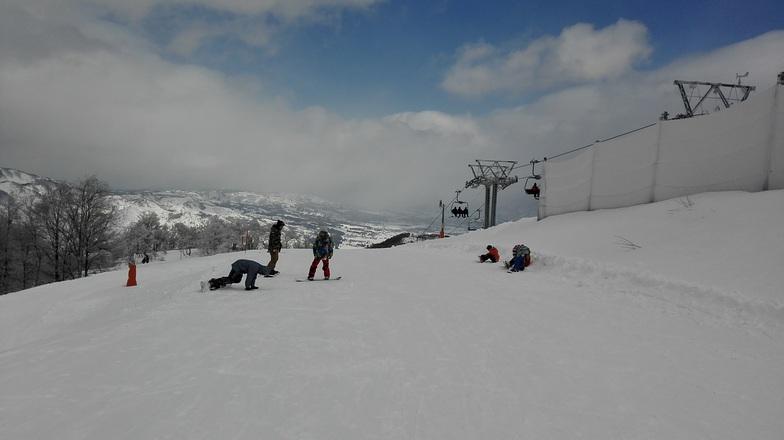 Gala Yuzawa snow