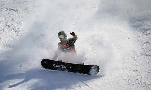 Mt Palandöken Ski Resort by: Tamer Gunes