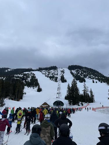 Cypress Mountain Ski Resort by: James Moro