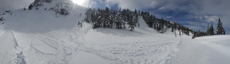 North Bowl, Mount Washington