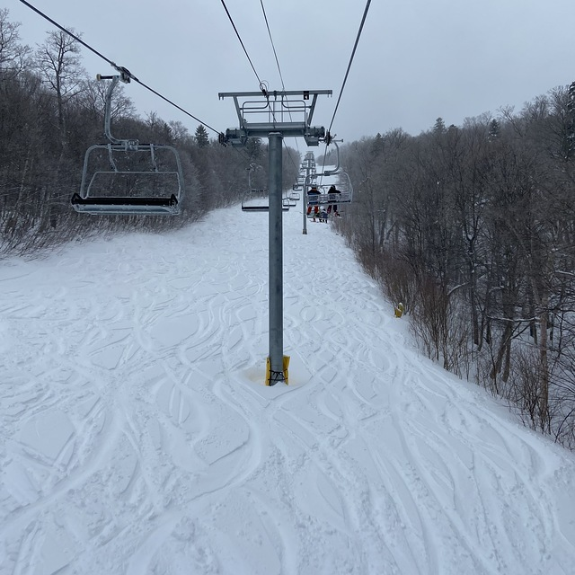 Snowbowl Chair, Stratton Mountain