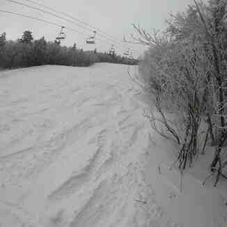 Upper Liftline, Stratton Mountain