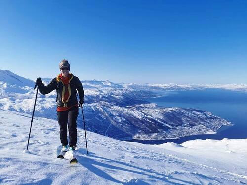 Narvik Ski Resort by: Snow Forecast Admin