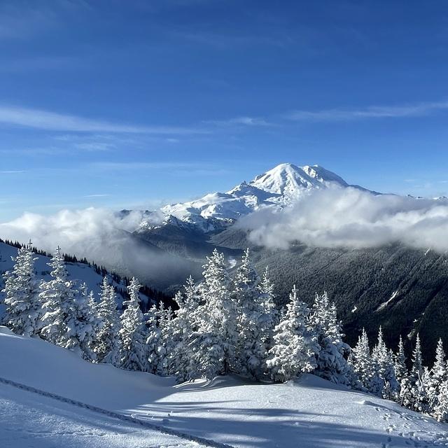 Mt. Rainier, Crystal Mountain