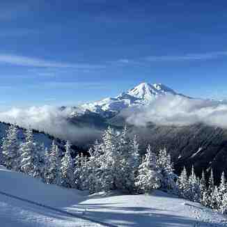 Mt. Rainier, Crystal Mountain