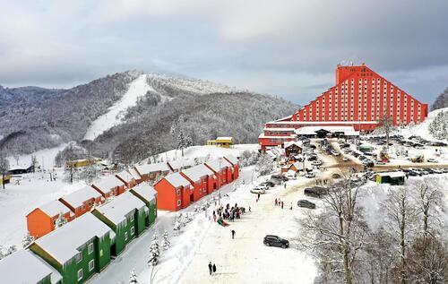 Kartepe Ski Resort by: Turkish Ski School