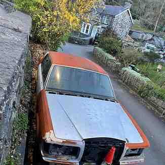 Rusty Rolls, Superbagneres