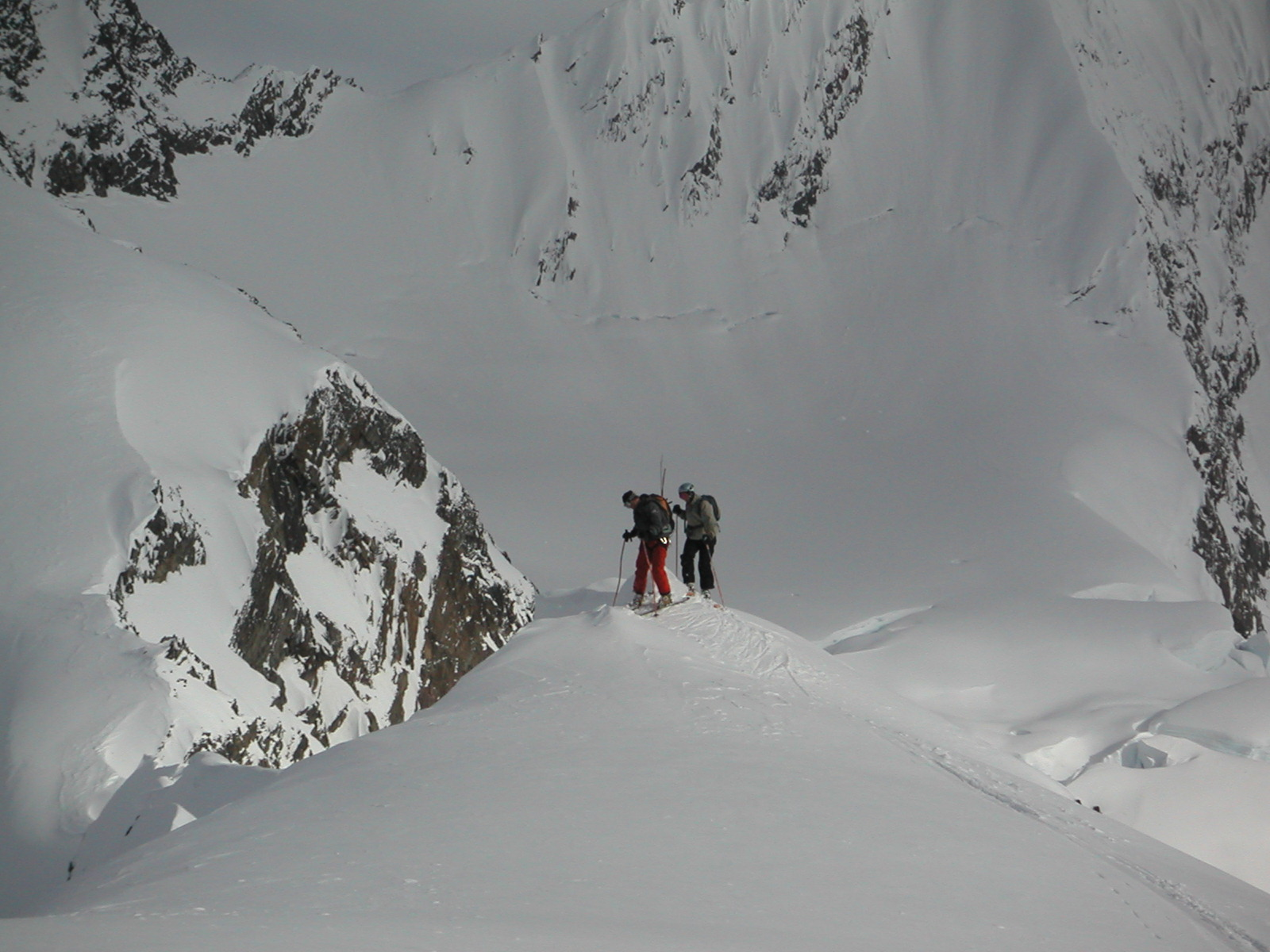 Entry into the Valley of the Tusk, Valdez, Alaska, Alyeska Resort