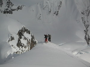 Entry into the Valley of the Tusk, Valdez, Alaska, Alyeska Resort photo