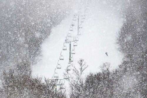 Jay Peak Ski Resort by: Snow Forecast Admin