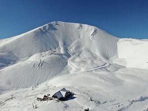 great start, Mount Lyford photo