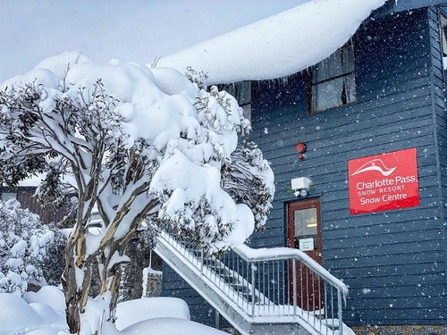 Charlotte Pass Ski Resort by: Snow Forecast Admin