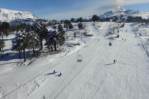 Caviahue Ski Resort by: Compañía de los Andes SA Jaume Ros