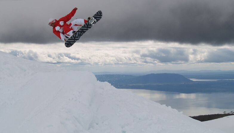 Fly Mathie Siboni, Villarrica-Pucon