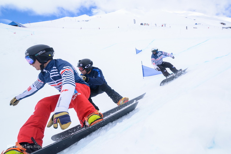 Snow Camp Chile, Villarrica-Pucon