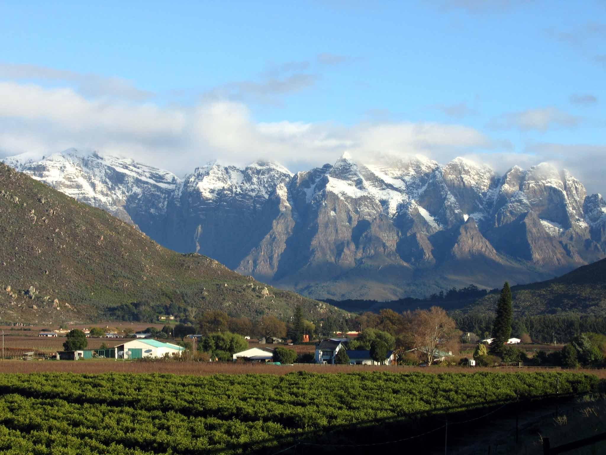 Slanghoek Mountains, Tiffindell