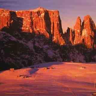 seiser alm in the dolomites, Lienzer Dolomiten