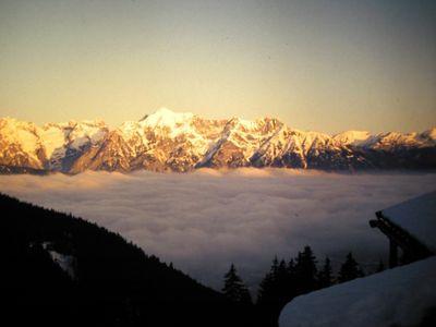 karwendel mountains tirol, St Johann in Tirol