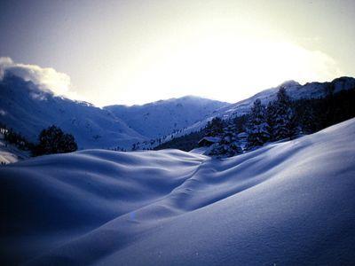 winternight in tirol, St Johann in Tirol