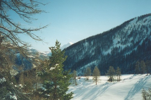 Val d'Allos 1500 Le Seignus Ski Resort by: robbo