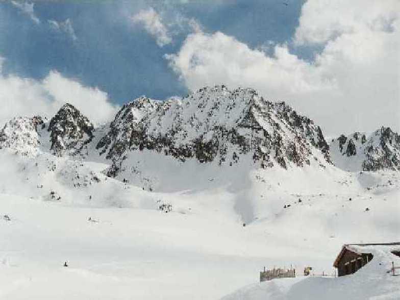 Pas de la Casa-Andorra-, Grandvalira-Pas de la Casa