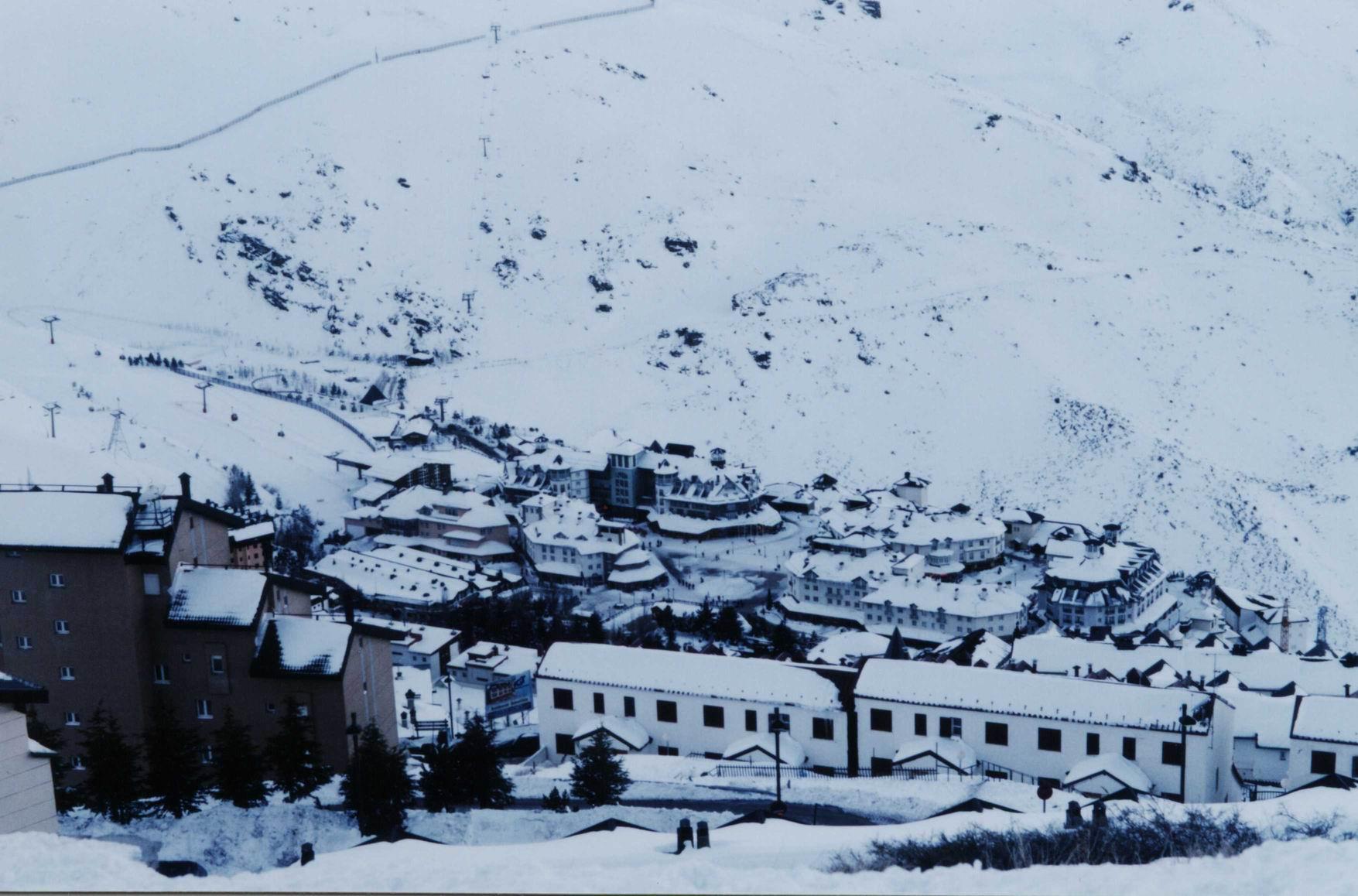 Sierra Nevada-Pradollano-