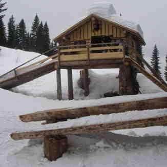Stash - Avoriaz snowpark
