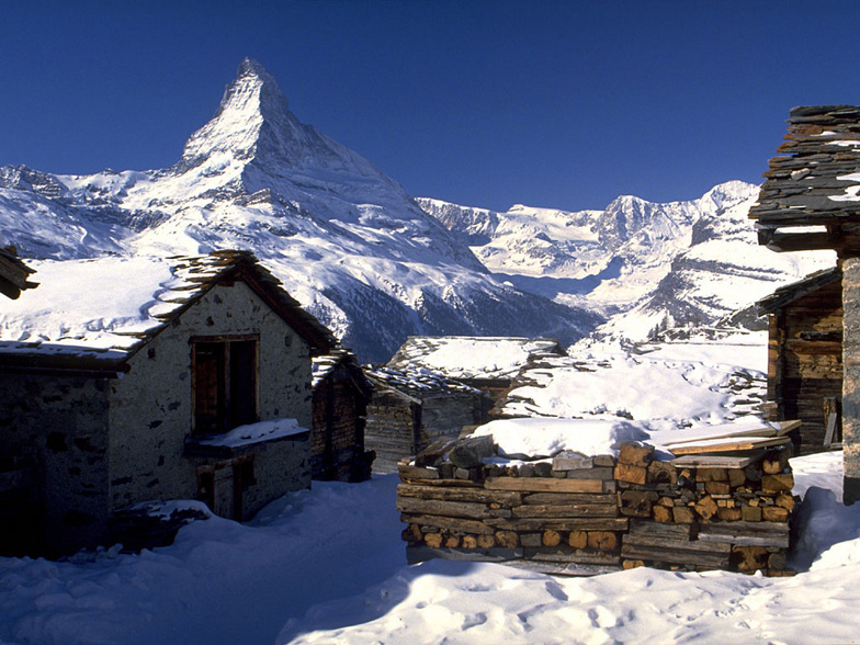 St Johann in Tirol snow