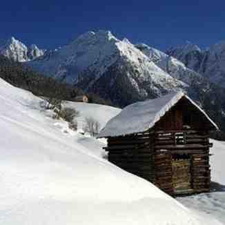 kauner- valley Tyrol, Kaunertal
