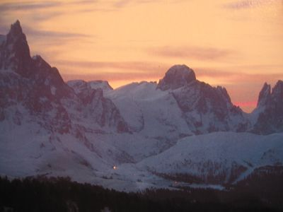 dolomites, Lienzer Dolomiten