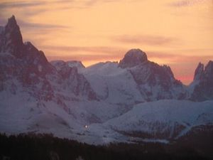 dolomites, Lienzer Dolomiten photo