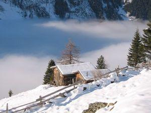 winter in the tuxer alps tyrol, St Johann in Tirol photo