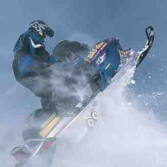 And snowmobiling too near Snoqualmit Pass Washington State, Summit at Snoqualmie