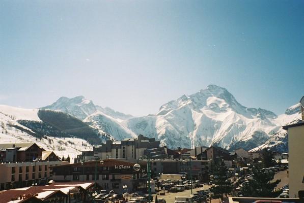 Les Deux Alps March 2003, Les Deux Alpes