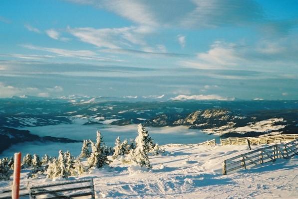 Hafjell snow